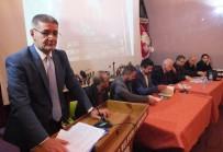 MEHMET ACAR - Milas'ta Gıda Maddeleri Odası Başkanı Değişmedi
