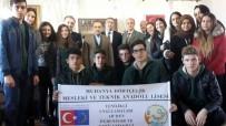 FAIK OKTAY SÖZER - Mudanya Dörtçelik Avrupa'da Staj Yapacak