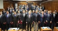 AHMET ÖZKAN - Muş'ta 'İl Koordinasyon Kurulu' Toplantısı