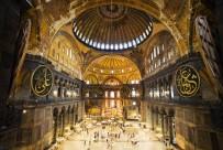 AYASOFYA MÜZESI - Müze Ve Ören Yeri Ziyaretçi Sayısı Yüzde 17 Arttı