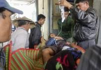 PLASTİK MERMİ - Myanmar'da Polis Protestoculara Ateş Açtı Açıklaması 7 Ölü, 12 Yaralı