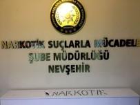 NARKOTIK - Nevşehir'de 150 Adet Uyuşturucu Hap Ele Geçirildi