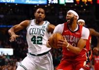 NEW ORLEANS - New Orleans Pelicans'ı Anthony Davis Sırtladı