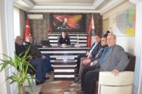 MUSTAFA YıLDıRıM - Oda Başkanlarından Emniyete Ziyaret