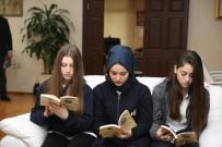 MUHAKEME - Öğrenciler Başkan Dişli İle Birlikte Kitap Okudu
