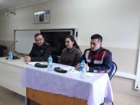 JANDARMA KOMUTANLIĞI - Öğrencilere Jandarma Meslek Tanıtımı Yapıldı