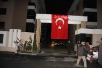 Ordulu Şehidin Eskişehir'deki Evine Ateş Düştü