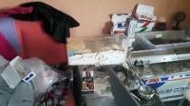 ŞEYH ŞAMIL - Oturma Odasını Kaçak Sigara Atölyesine Çevirmiş