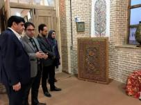 İSLAM - Rektör Alma, İran İslami Sanatlar Üniversitesini Ziyaret Etti