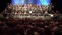 ŞEYH EDEBALI - Sahnede Flüt Çalan Genç Kıza Sürpriz Evlenme Teklifi