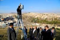 GÜVENLİK SİSTEMİ - Şanlıurfa'da Tarihi Alanlar 24 Saat Kamera İle Takip Edilecek