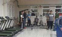 KEMİK ERİMESİ - Şaphane'de Spor Kursları Sona Erdi