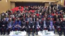 MUSTAFA ÇETİNKAYA - Şehit Aileleri Ve Gazilere Devlet Övünç Madalyası Verildi