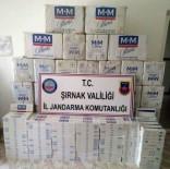 Şırnak'ta 15 Günde 61 Bin 999 Paket Kaçak Sigara Ele Geçirildi