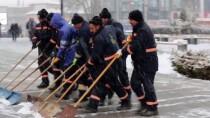 TELEVİZYON - Sivas'ta Kar Yağışı
