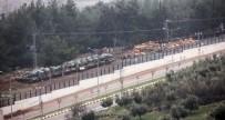 KARA KUVVETLERİ - Türk Silahlı Kuvvetleri Sınırdaki Tank Birliklerine Takviye Yapıyor