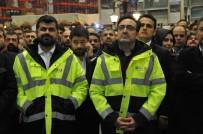 İLKER AYCI - Turkısh Cargo 2018'De İki Milyon Ton Kargo Hedefliyor
