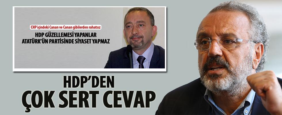 Ümit Kocasakal'a Sırrı Sakık'tan jet cevap...