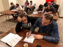 BAHÇELİEVLER - Üniversite Sınavı İçin Kampa Girdiler