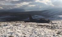EĞİTİM UÇAĞI - Vali Günaydın Açıklaması 'Uçak Enkazına Karadan Ulaşma Çalışmaları Devam Ediyor'