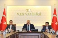 HÜKÜMET KONAĞI - Van'da SODES Güdümlü Projelere 7.8 Milyonluk Bütçe
