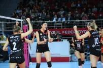 ŞENYURT - Vestel Venus Sultanlar Ligi Açıklaması Eczacıbaşı Vitra Açıklaması 3 - Galatasaray Açıklaması 2