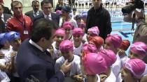 SERDAR KARTAL - 'Yüzmeyi Öğreniyorum Hayallerime Dalıyorum' Projesi