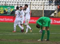 OSMANPAŞA - Ziraat Türkiye Kupası Açıklaması T.M. Akhisarspor Açıklaması 1 - Boluspor Açıklaması 0