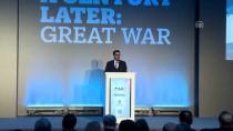 İBRAHIM EREN - '100 Yıl Sonra Açıklaması Cihan Harbi'