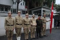 AMERIKA BIRLEŞIK DEVLETLERI - '15'Li Torunları'ndan Sınırları Korumak İçin Yeniden Askerlik Başvurusu