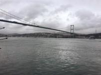 DENİZ POLİSİ - 15 Temmuz Şehitler Köprüsünde İntihar
