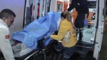 Adana'da Bir Kişi Karısı Tarafından Bıçaklandı