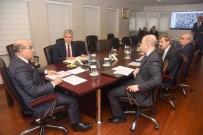 İL MİLLİ EĞİTİM MÜDÜRÜ - Adana'daki Okul Yatırımları Değerlendirildi