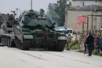ASKERİ ARAÇ - Afrin'i PKK Avcısı Tanklar Vuracak