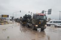 ASKERİ ARAÇ - Afrin İçin Tank Sevkiyatları Sürüyor