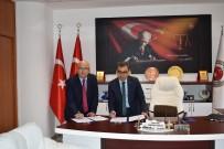 MEHMET ÖZEL - Afyonkarahisar Cumhuriyet Başsavcılığı Yeni Bir Protokol İmzaladı