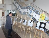 UMRE - Ahlat'ta 'Çizgilerle 40 Hadis' Sergisi