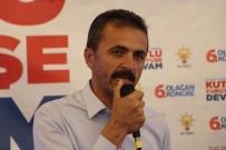 AK Parti'den İstifa Eden Doğanay, Tekrar İl Başkanı Oldu