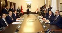MUSTAFA ŞENTOP - AK Parti İle MHP Arasındaki İttifak Görüşmeleri Başladı
