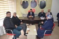 GENÇLİK KOLLARI - Ak Parti İle MHP'nin İttifak Çalışmaları