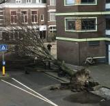 DUISBURG - Almanya'da Kasırga Alarmı