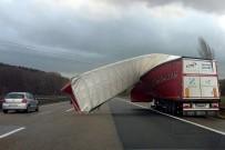 ŞİDDETLİ FIRTINA - Almanya Ve Hollanda'da Fırtına Can Aldı Açıklaması 4 Ölü
