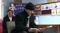 ANAOKULU ÖĞRETMENİ - Ana Sınıfında Dedeler Torunlarına Masal Anlatıyor