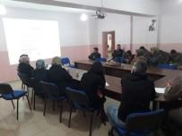 BIYOLOJI - Aslanapa'da Gıda Sektöründe Çalışanlara Hijyen Eğitimi Verildi