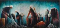 Aslı Özen İstanbul Galeri İdil'de Sergi Açacak