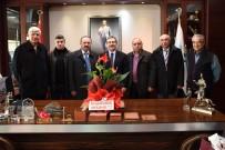 ESKİŞEHİR - Avcılardan Başkan Ataç'a Ziyaret