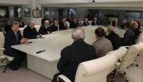 MAHALLİ İDARELER - Bartın'da Yılın İlk Muhtarlar Toplantısı Yapıldı