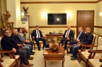 BAŞBAKANLIK - Basın-Yayın Ve Enformasyon Genel Müdürlüğü'nden Vali Arslantaş'a Ziyaret