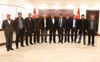 Başkan Atilla Açıklaması 'Belediyemiz Hemşehrilerimizin Emrindedir'