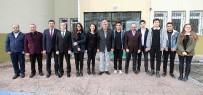 TÜRK DÜNYASI - Başkan Karaosmanoğlu Açıklaması ''Eğitimle Yakından İlgileniyoruz''